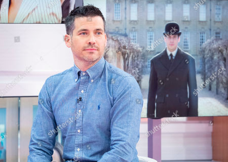 Stock Picture of Rob James-Collier