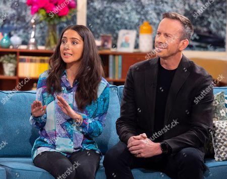 Editorial image of 'This Morning' TV show, London, UK - 21 Jun 2019