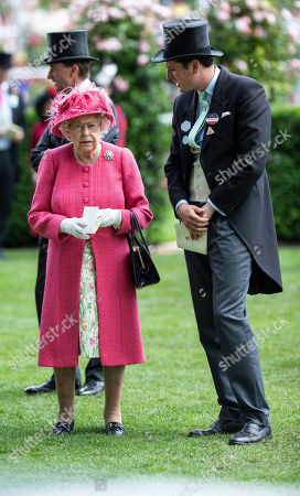Editorial photo of Royal Ascot, Day 4, UK - 21 Jun 2019