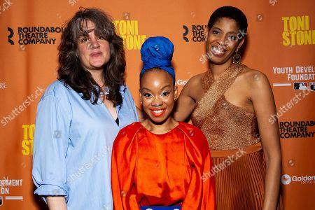 Editorial picture of 'Toni Stone' opening night, New York, USA - 20 Jun 2019