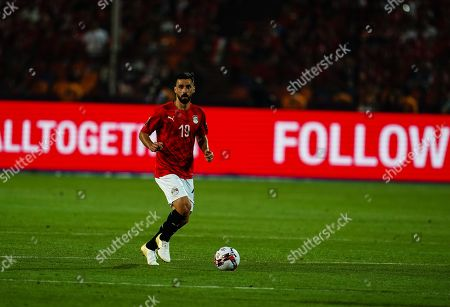 Editorial image of Egypt v Zimbabwe - African Cup of Nations, Cairo, Egypt - 21 Jun 2019