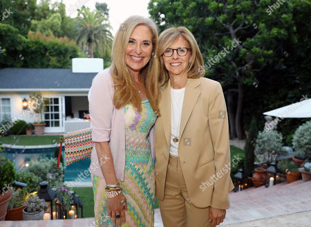 Editorial photo of Cindy Eckert's Right to Desire Campaign event, Los Angeles, USA - 20 Jun 2019