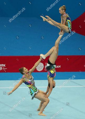 European Games, Minsk