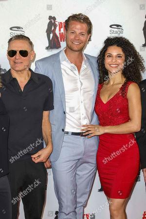 Bryan Adams, Mark Seibert, Patricia Meeden