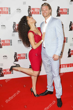 Editorial picture of 'Pretty Woman Musical' photo call, Kehrwiederspitze Theater, Hamburg, Germany - 18 Jun 2019