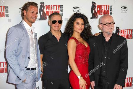 Mark Seibert, Bryan Adams, Patricia Meeden, Jim Vallance