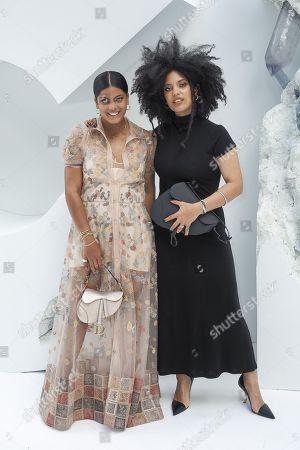 Ibeyi - Lisa-Kainde Diaz and Naomi Diaz