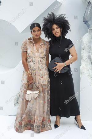 Editorial picture of Dior Men show, Arrivals, Spring Summer 2020, Paris Fashion Week Men's, France - 21 Jun 2019