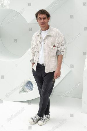 Editorial image of Dior Men show, Arrivals, Spring Summer 2020, Paris Fashion Week Men's, France - 21 Jun 2019