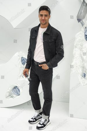 Stock Photo of Shain Boumedine