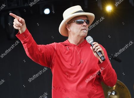 Editorial photo of Country Stampede Music Festival, Day 2, Topeka, Kansas, USA - 21 Jun 2019