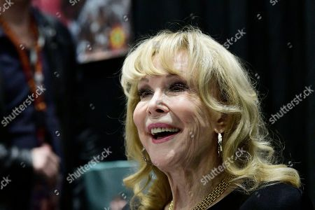Barbara Eden attends the Sydney Supanova Comic Con and Gaming Expo 2019at Sydney Showground Olympic Park, in Sydney New South Wales, Australia, 22 June 2019. The pop culture expo -- running in Sydney from 21 to 23 June 2019 before heading to in Perth, Adelaide, and Brisbane -- celebrates film, television, fantasy, comic books, anime, science fiction, cartoons, books and gaming.