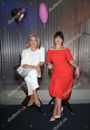 June Diane Raphael and Casey Wilson