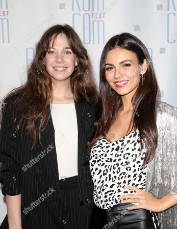 Analeigh Tipton and Victoria Justice