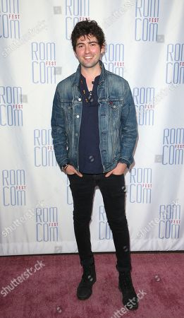 Editorial photo of 'Summer Night' film screening, Rom Com Festival, Los Angeles, USA - 21 Jun 2019