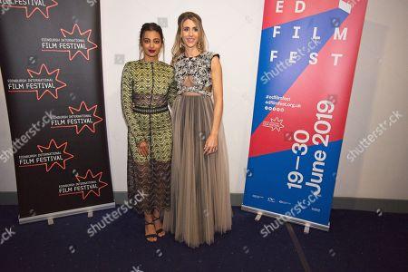 Radhika Apte and Sarah Megan Thomas
