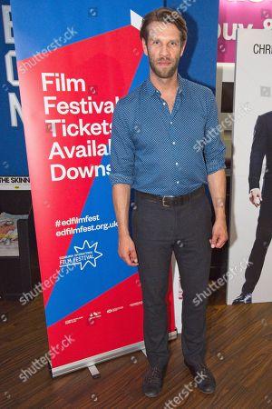 Editorial image of 'Liberté: A Call to Spy' film premiere, Edinburgh International Film Festival, Scotland, UK - 21 Jun 2019