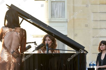 Editorial picture of France Music Festival, Paris - 21 Jun 2019
