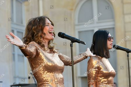 Stock Picture of Brigitte - Aurelie Saada and Sylvie Hoarau