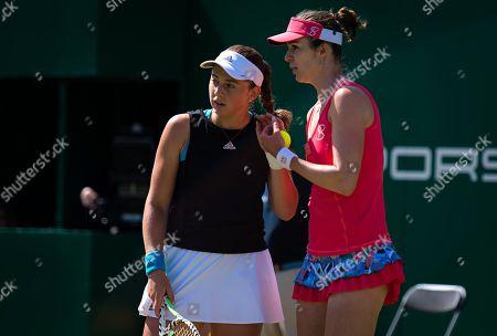 Editorial photo of Nature Valley Open Classic tennis tournament, Birmingham, UK - 22 Jun 2019