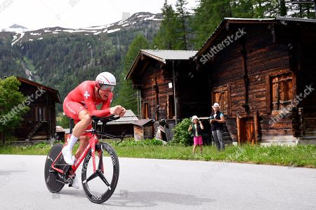 Editorial picture of 83rd Tour de Suisse cycling race, Goms, Switzerland - 22 Jun 2019