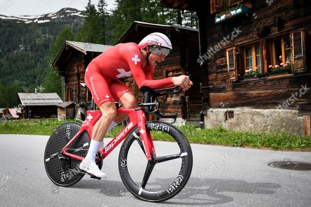 Editorial image of 83rd Tour de Suisse cycling race, Goms, Switzerland - 22 Jun 2019