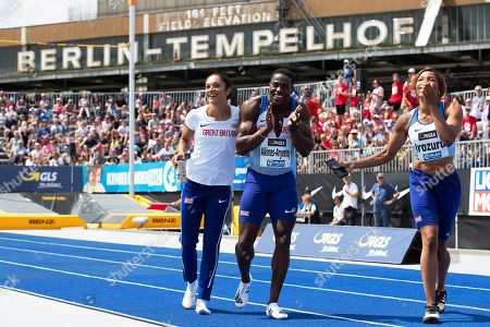 Editorial picture of Athletics event 'Berlin Flies', Germany - 22 Jun 2019
