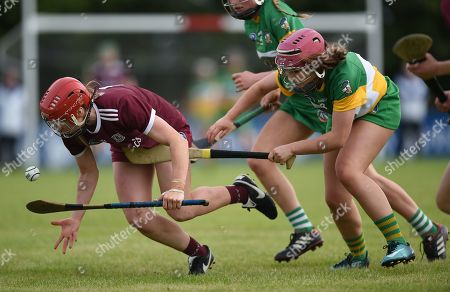 Editorial image of Liberty Insurance All-Ireland Senior Camogie Championship Round 2, Lusmagh GAA, Co. Offaly  - 22 Jun 2019