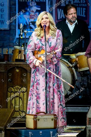 American bluegrass-country singer, Alison Krauss, performed a sold out show in Toronto.