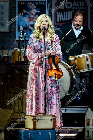 Editorial photo of Alison Krauss in concert, Toronto, Canada - 21 Jun 2019
