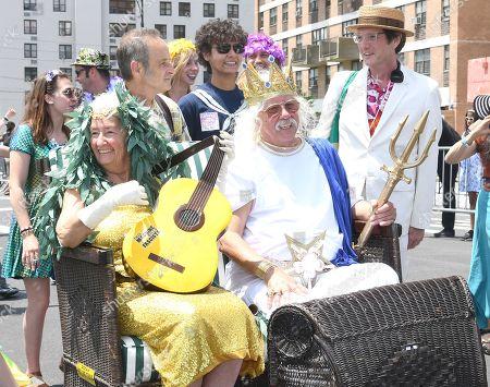 Editorial photo of 37th Annual Mermaid Parade, New York, USA - 22 Jun 2019