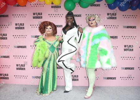 Ginger Minj, Bob the Drag Queen, Kim Chi,