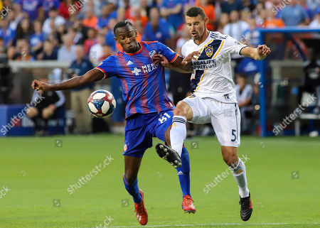 Editorial image of MLS LA Galaxy vs FC Cincinnati, Cincinnati, USA - 22 Jun 2019