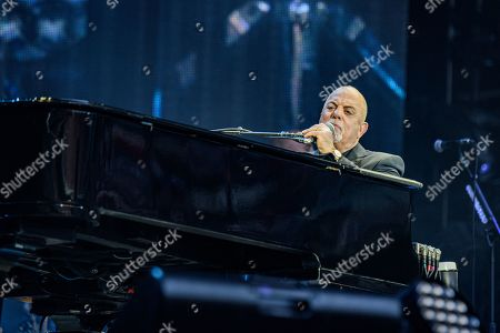 Stock Picture of Billy Joel