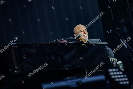 Editorial photo of Billy Joel in concert, Wembley Stadium, London, UK - 22 Jun 2019