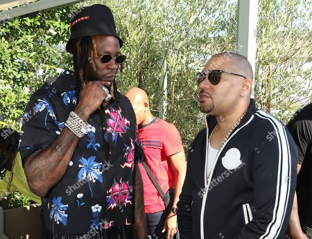 2 Chainz and DJ Envy