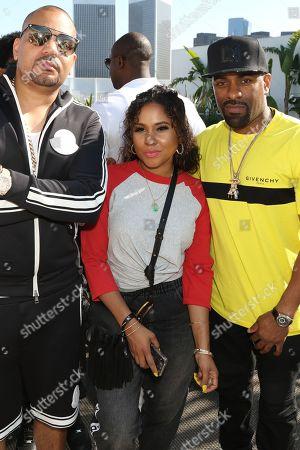 Editorial photo of The Def Jam Recordings BETX celebration, Spring Place, Los Angeles, USA - 22 Jun 2019