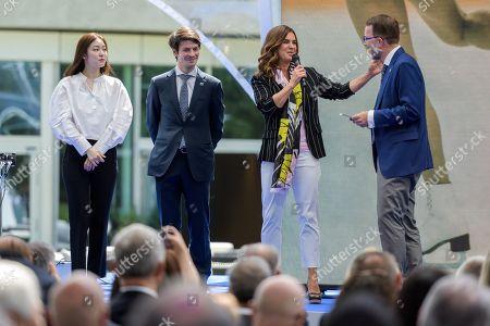 Editorial photo of IOC inaugurates new headquarters in Lausanne, Switzerland - 23 Jun 2019