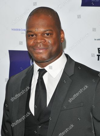 Stock Picture of Marlon Harewood