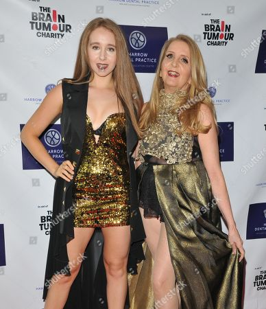 Afton McKeith and Gillian McKeith