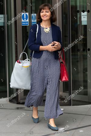 MP for Don Valley Caroline Flint leaves the BBC. She leaves after appearing on the Andrew Marr Show .