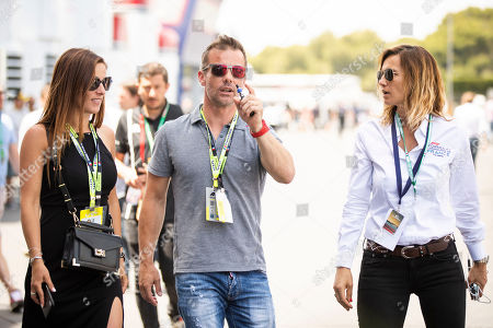 Editorial picture of Formula 1 World Championship 2019, Le Castellet, France - 23 Jun 2019