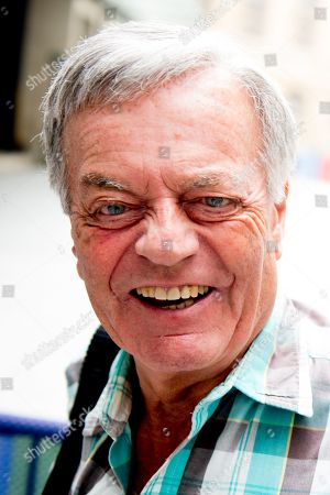 Stock Picture of Tony Blackburn at the BBC