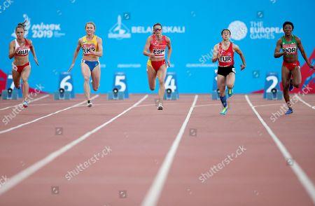 Editorial picture of Minsk 2019 European Games, Belarus - 23 Jun 2019