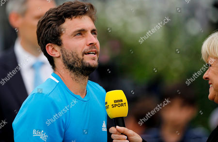 Editorial image of Fever-Tree Championships, Tennis, Day 07 The Queen's Club, London, UK - 23 Jun 2019