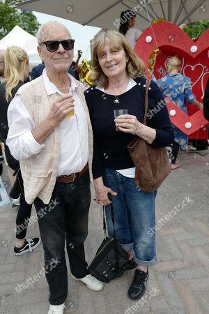 Editorial photo of 'Love the Planet Love Each Other' Art Car Boot Fair, Kings Cross, UK - 23 Jun 2019