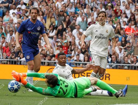 Editorial picture of Real Madrid - Chelsea, Spain - 23 Jun 2019