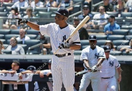Editorial image of Old Timers Day Yankees Baseball, New York, USA - 23 Jun 2019