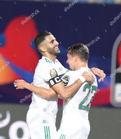Algeria v Kenya
