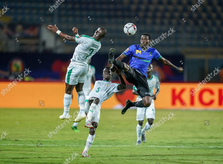 Editorial picture of Senegal v Tanzania - African Cup of Nations, Cairo, USA - 23 Jun 2019